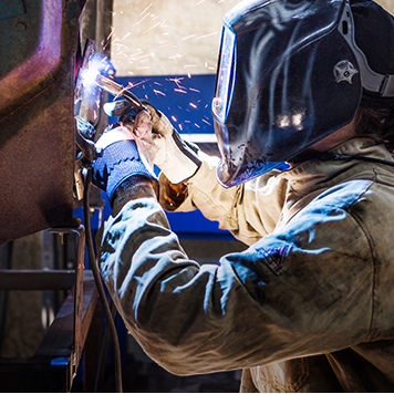Study and learn Welding in New Zealand with Aspire2 International